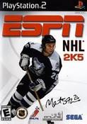 ESPN NHL 2K5 - PS2 Game