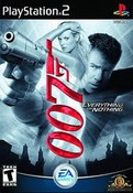 007 Everything Or Nothing - PS2 Game