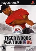 Tiger Woods PGA Tour 06 - PS2 Game