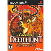 Cabelas Deer Hunt 2004 - PS2 Game
