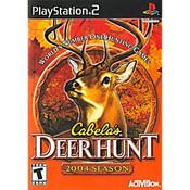 Cabelas Deer Hunt 2004 - PS2 Game