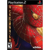 Spider-Man 2 - PS2 Game