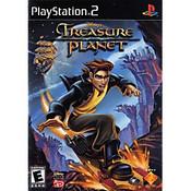 Treasure Planet, Disney's - PS2 Game