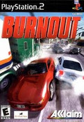 Burnout - PS2 Game