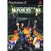 Hidden Invasion - PS2 Game