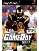 NFL Gameday 2001 -PS2 Game