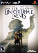 Lemony Snickets Unfortunate Events - PS2 Gam