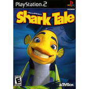 Shark Tale - PS2 Game