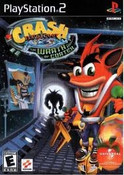 Crash Bandicoot Wrath Of Cortex - PS2 Game