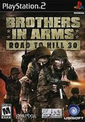 Brothers In Arms: Road to Hill 30 - PS2 Game