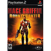 Mace Griffin Bounty Hunter - PS2 Game