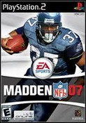 Madden NFL 07 - PS2 Game