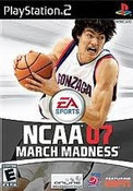 NCAA March Madness 07 - PS2 Game