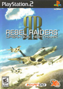 Rebel Raiders: Operation Nighthawk - PS2 Game