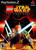 Lego Star Wars The Video Game - PS2 Game
