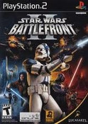 Star Wars Battlefront II- PS2 Game