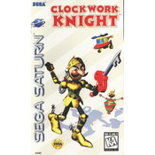 Clockwork Knight for Sega Saturn