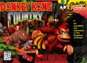 Complete Donkey Kong Country - SNES
