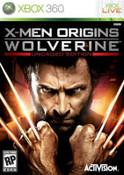 """X-Men Origins: Wolverine """"Uncaged Edition"""" - - Xbox 360 Game"""