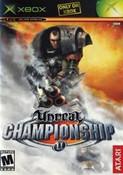 Unreal Championship - Xbox Game