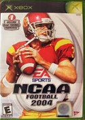 NCAA Football 2004 - Xbox Game