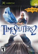 Time Splitters 2 - Xbox Game