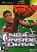NBA Inside Drive - Xbox GameNBA Inside Drive 2003 - Xbox Game