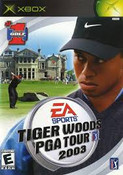 Tiger Woods PGA Tour 2003 - Xbox Game
