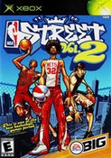 NBA STREET Vol. 2 - Xbox Game