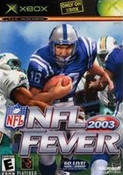 NFL Fever 2003 - Xbox Game