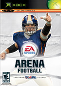 ARENA Football - Xbox Game