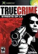 TRUE CRIME:Streets of LA - Xbox Game