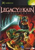 LEGACY OF KAIN Defiance - Xbox Game