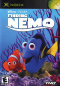 FINDING NEMO - Xbox Game