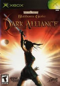 Baldur's Gate Dark Alliance - Xbox Game