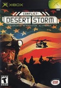 Conflict: Desert Storm - Xbox Game