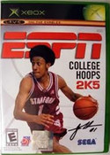 ESPN College HOOPS 2K5 - Xbox Game
