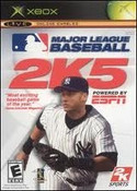 MAJOR LEAGUE Baseball 2K5 - Xbox Game