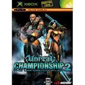 UNREAL Championship 2 - Xbox Game