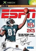 ESPN NFL 2K5 - Xbox Game