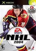 NHL 2004 - Xbox Game