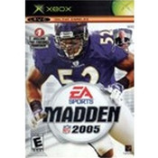 Madden NFL 2005 - Xbox Game