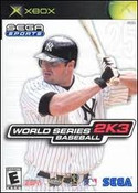 WORLD SERIES Baseball 2K3 - Xbox Game