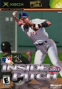 INSIDE PITCH 2003 - Xbox Game
