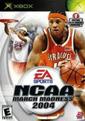NCAA MARCH MADNESS 2004 - Xbox Game