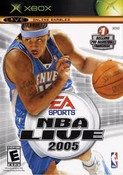 NBA Live 2005 - Xbox Game