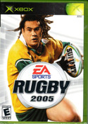 RUGBY 2005 - Xbox Game