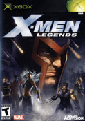X-Men Legends - Xbox Game