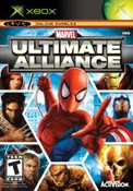 Marvel Ultimate Alliance - Xbox Game