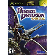 Panzer Dragoon Orta - Xbox Game